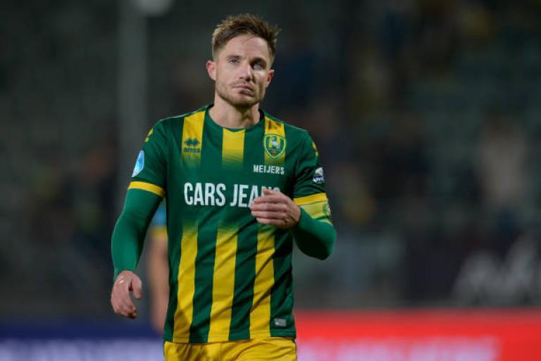 Contractnieuws: Aaron Meijers blijft!