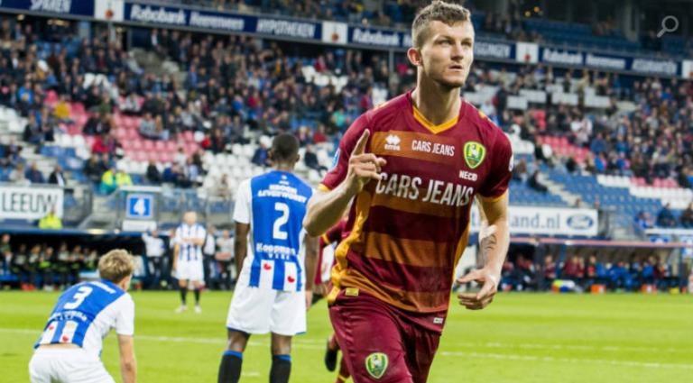 Nieuws: ADO speelt weer gelijk, nu bij SC Heerenveen!