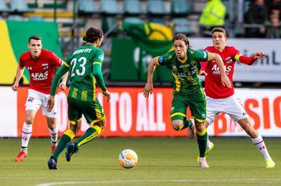Verslag: AZ Alkmaar wint makkelijk bij ADO Den Haag!