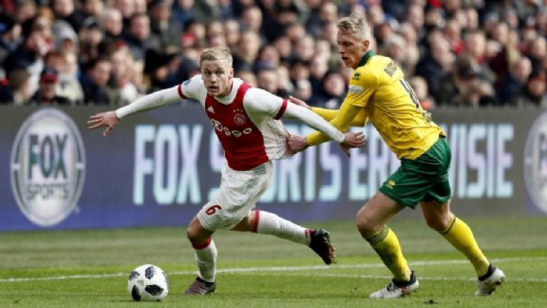 Voorbeschouwing Ajax - ADO Den Haag!
