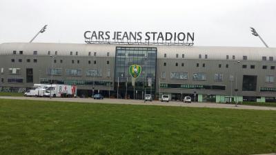 NIEUWS: ADO Den Haag verlengd met hoofdsponsor Cars Jeans!
