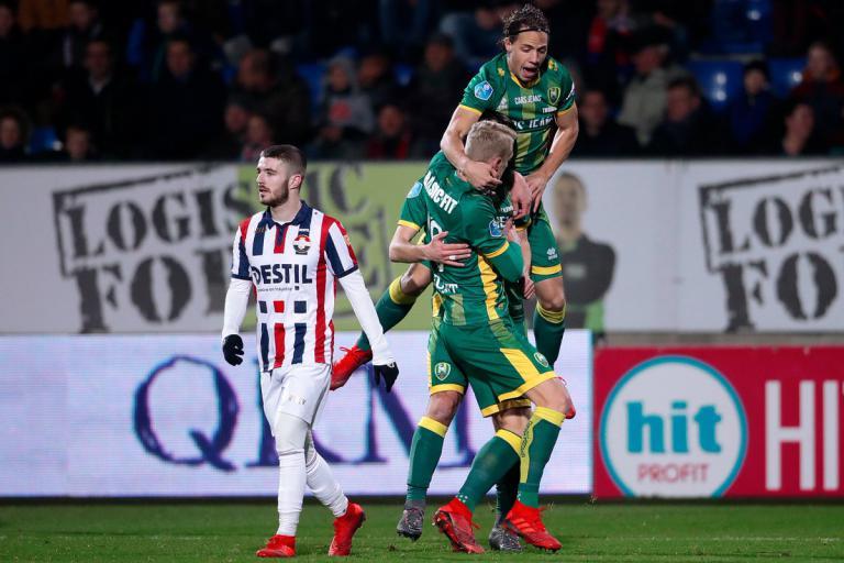 Drie punten! ADO Den Haag overklast Willem II in eigen stadion!