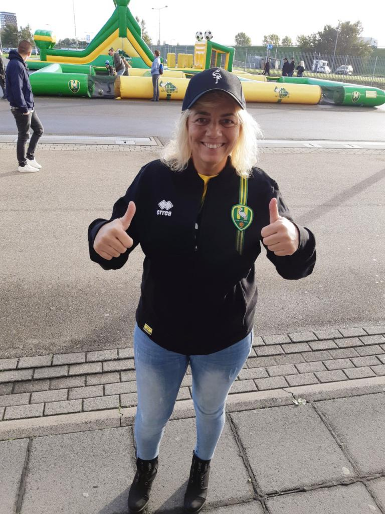 INTERVIEW: Sandra Vermeulen in gesprek met de ADO Fan Community!