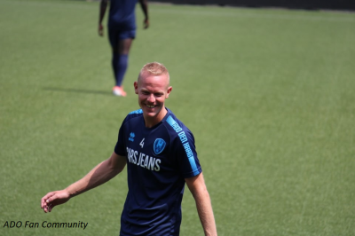 Eerste training ADO Den Haag seizoen 2019/2020!