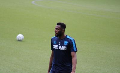 Een verrassende transfer: Wilfried Kanon vertrekt naar Pyramids FC!
