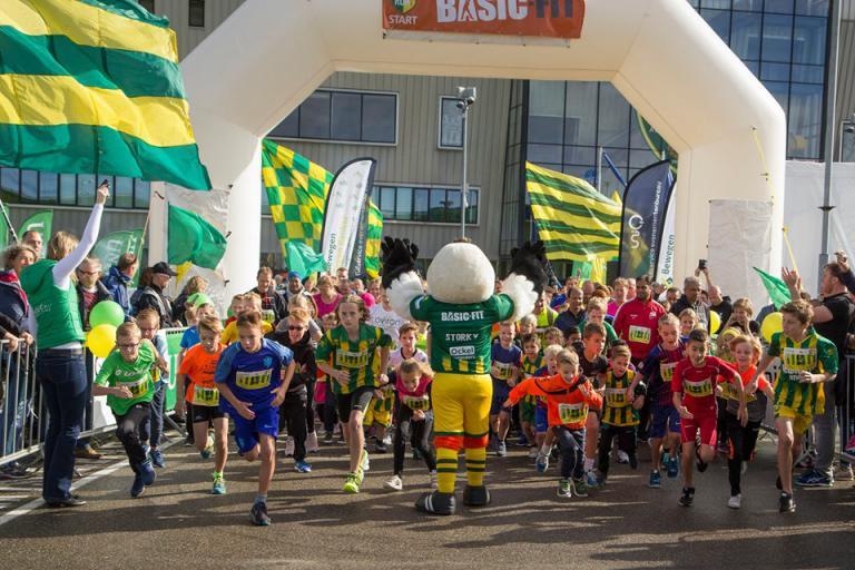 Een duo interview: ADO Den Haag in de Maatschappij & ADO Fun Run!