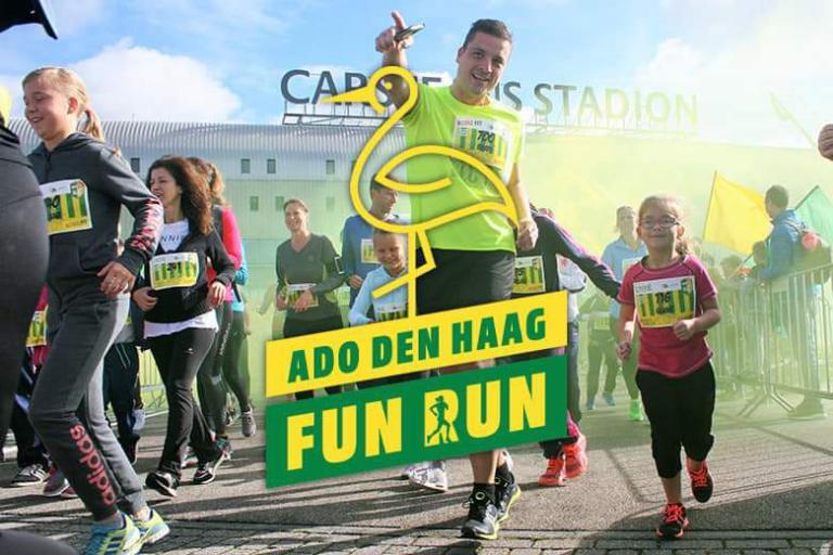 Deel 2: Een duo interview: ADO in de Maatschappij & ADO Fun Run!