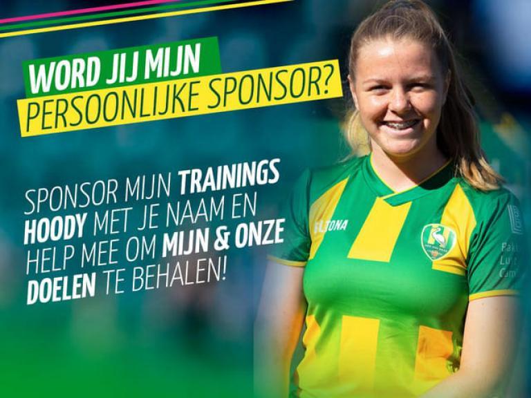 Niet vergeten: Steun de ADO Den Haag vrouwen!