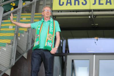 Maandelijkse Interviews #13: Ard Schoep, stadiongids van de club spreekt!
