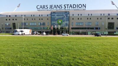 De UEFA beslist: De Eredivisie moet uitgespeeld worden!